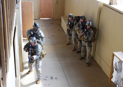 Close Quarters Battle (CQB)